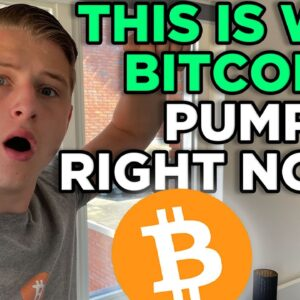 EMERGENCY: THIS IS WHY WE ARE PUMPING!!! ELON MUSK FLIPS BULLISH&BITCOIN BREAKS CRITICAL RESISTANCE!
