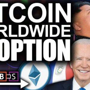 ⚠️ BREAKING BITCOIN News: Super Cycle Confirmed (2nd Country Adopts Crypto)