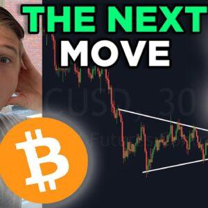 🚨 THE NEXT BITCOIN PATTERN REVEALED!! Bitcoin price target & Analysis.
