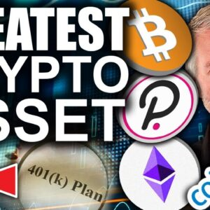 All In On BITCOIN & ETHEREUM!! (Greatest Asset In Human History)