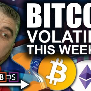 Massive Bitcoin Volatility Incoming! (Best Crypto Strategy For HUGE GAINS)