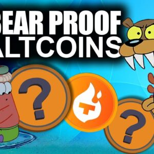 BEST Bear Market Proof Coins (3 Smartest Crypto Investments)
