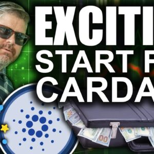 CARDANO'S Most Exciting START of 2021 (ADA Getting Even HOTTER)