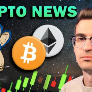 CRYPTO MARKET DIP AND HUGE NEWS