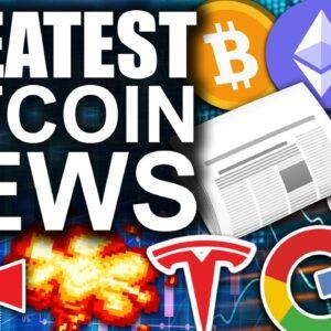 Greatest Bitcoin News: Facebook, Tesla, Google on Solana (Crypto Set To Explode)