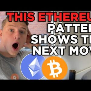 THIS ETHEREUM PATTERN SHOWS THE NEXT TARGET!! ETHEREUM & BITCOIN PRICE PREDICTION!