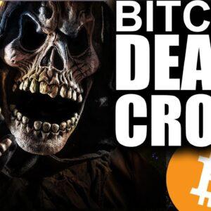 Imminent Bitcoin DEATH CROSS Warning! (Worst Crypto Indicator Fail)