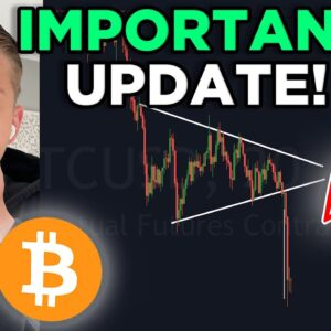 IMPORTANT! BITCOIN PRICE TARGET REACHED!! BUT WHAT NOW? BITCOIN PRICE PREDICTION & ANALYSIS!