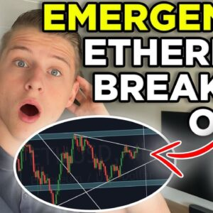 ETHEREUM BREAKING OUT! BITCOIN AND ETHEREUM PRICE TARGETS REVEALED!! [my long is active]