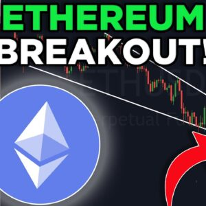 IMPORTANT! ETHEREUM BREAKING OUT OF THE FALLING WEDGE!!! ETHEREUM PRICE PREDICTION & ANALYSIS!