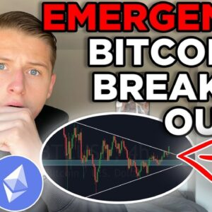 EMERGENCY: BITCOIN BREAKS CRITICAL RESISTANCE!! ETHEREUM AND BITCOIN INSANE PRICE TARGETS!!!!