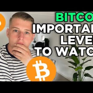 🚨BITCOIN NEEDS TO BREAK THESE LEVELS IN OTHER TO FLIP EXTREMELY BULLISH!! #BTC Price Prediction 2021