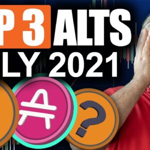 Top 3 Altcoins with SIZZLING Potential (Don't Miss These!)