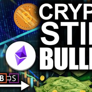 Top 3 Reasons To Remain Bullish On Bitcoin And Ethereum