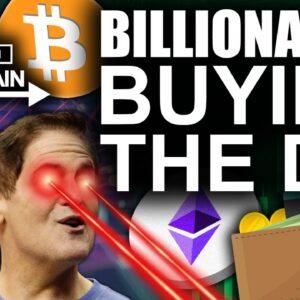 Top Reason Bull Market Never Stops! (2021 Billionaires Buying Bitcoin)