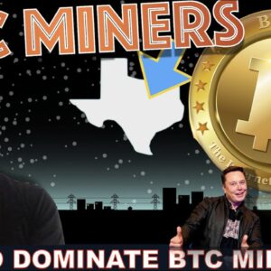 USA TO DOMINATE BITCOIN MINING BY 2023. CEO EXPLAINS