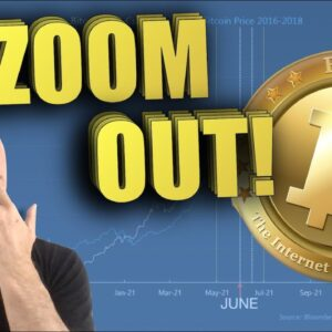 WHY BITCOIN & CRYPTO WILL REBOUND (RELAX).