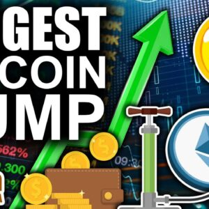 BIGGEST Bitcoin Pump in Last Month (Where BTC is Heading to)
