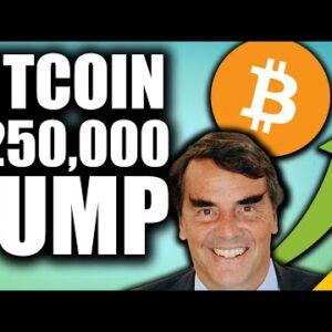 Bitcoin Blazing Path to $250k (Analytics Firm Predicts Crypto PUMP)