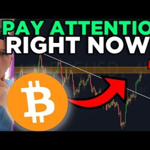 DON'T MISS THIS BITCOIN OPPORTUNITY RIGHT NOW!!! BITCOIN PRICE PREDICTION AFTER THE CRASH!
