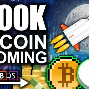 Bitcoin Price Exploding To The Top! ($100,000K Price Target 2021)