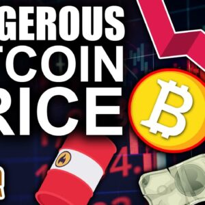 Bitcoin Price in Dangerous Territory (Key Levels To Watch)
