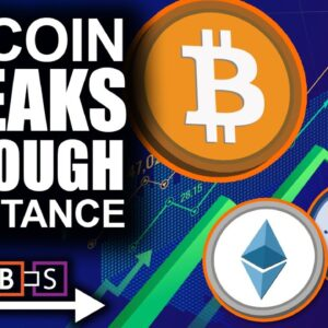 Bitcoin's BEST Weekend of 2021 (Huge Ethereum And Cardano Pump)