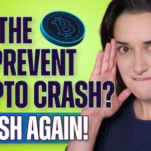 Can the FED Prevent Crypto Crash? (Bullish Again!)