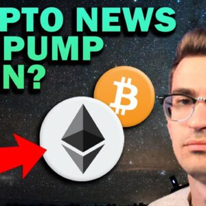 ETH PUMP COMING, IMPORTANT NEWS, ALTCOIN UPDATES