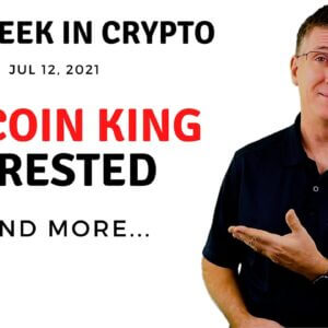 """🔴 """"Bitcoin King"""" Arrested 
