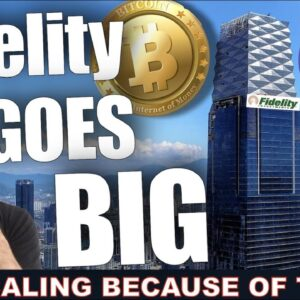 FIDELITY IS SCALING BECAUSE OF THIS GROUPS CRYPTO DEMAND