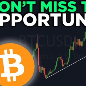THIS BITCOIN PATTERN REVEALS THE NEXT MOVE! BITCOIN PRICE PREDICTION 2021!