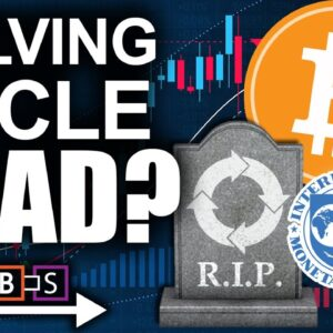 Most Insane Bitcoin Halvening Scenario (Huge Crypto Price Shock Incoming)