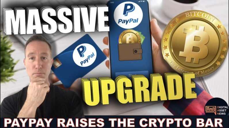PAYPAL EARNINGS CALL REVEALS THE NEXT BIG CRYPTO ADVANCEMENTS.