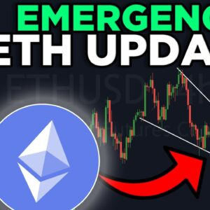 EMERGENCY: ETHEREUM FALLING WEDGE!!! THIS IS THE NEXT MAJOR MOVE FOR ETHEREUM!
