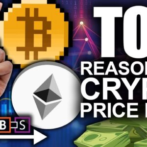 Solved Case Of Disappearing Ethereum (Top Reason Crypto Price Pumps)
