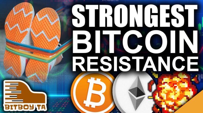 Strongest Bitcoin Resistance at $40K (Weekend Breakdown Incoming?)
