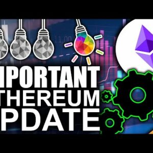 Ethereum Keeps Upping it's Game (Big Moves from Ethereum You Need to Know)