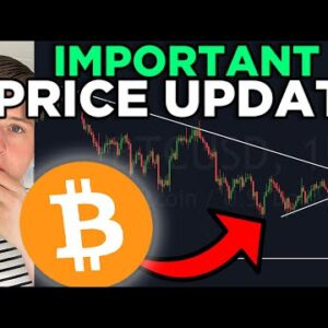 WATCH THIS NEXT BITCOIN BREAKOUT RIGHT NOW! BITCOIN IMMINENT PRICE PREDICTION!