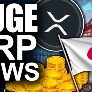 XRP Is Huge In Japan (XRP going for Gold)