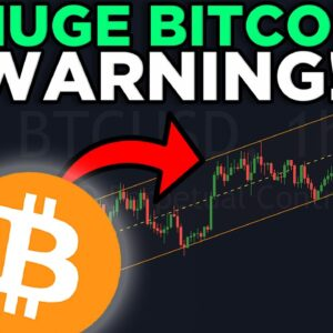 ALERT! DUMP SIGNAL for BITCOIN + PRICE TARGETS!! [pay attention right now]