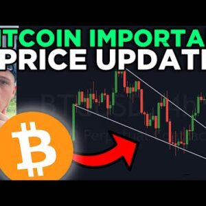 ALL BITCOIN HOLDERS MUST SEE THIS!! [Bitcoin price analyses]