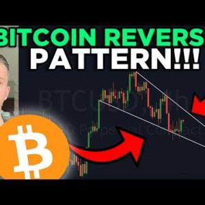 ALL BITCOIN HOLDERS MUST SEE THIS!! [falling wedge imminent breakout]