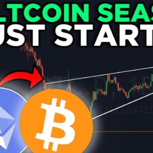 ALT SEASON JUST STARTED? CARDANO about to EXPLODE!!!