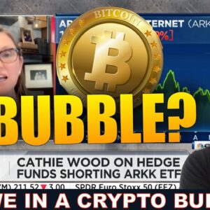 ARE WE IN A CRYPTO BUBBLE? MASSIVE SHORTS ACCUMULATING!