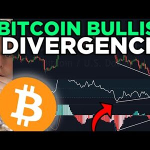 PAY ATTENTION TO THIS BULLISH DIVERGENCE RIGHT NOW! [important bitcoin chart]