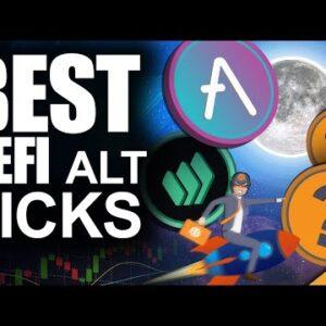 BEST Defi Altcoin Picks (Ethereum Defi MOON Potential)