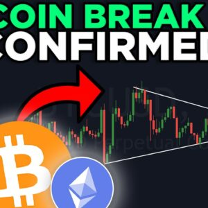 BITCOIN BREAKING OUT RIGHT NOW!!! INSANE PRICE TARGET REVEALED!!!