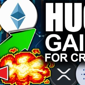 Bitcoin & Ethereum Prepared For HUGE GAINS (XRP & ADA to Explode)