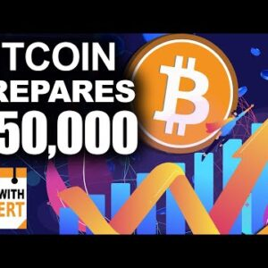 Bitcoin Prepares For 50k (WATCH These Levels)